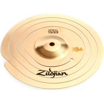 "ZILDJIAN CRASH 10"" FX SPIRAL STACKER"