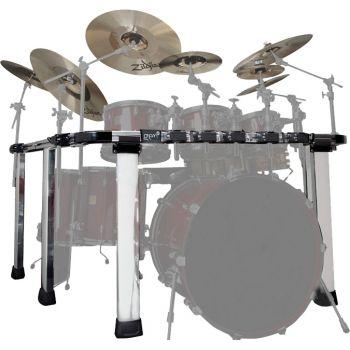 zildjian gen16 EA drum rack alto