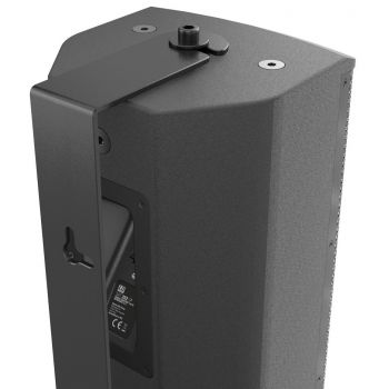 LD Systems SAT 262 G2 WMB Soporte de Pared Giratorio para SAT 262 G2 Color Negro