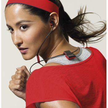 PIONEER SE-CL5BT-R Auriculares Bluetooth Rojo