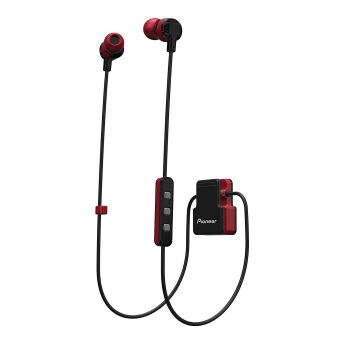 PIONEER SE-CL5BT-R Auriculares Bluetooth SECL5BT R Rojos ( REACONDICIONADO )