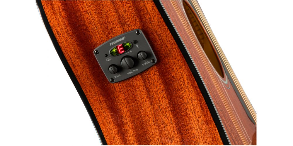 fender cd 60sce all mahogany natural lateral