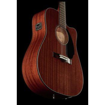 Fender CD-60SCE All Mahogany Natural