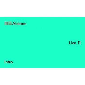 ABLETON Live 11 Intro Descarga Software de producción musical