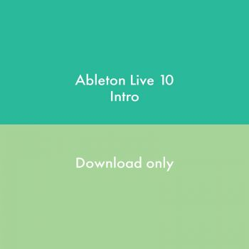ABLETON Live 10 Intro Descarga Software de producción musical