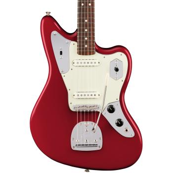 Fender American Pro Jaguar RW Candy Apple Red