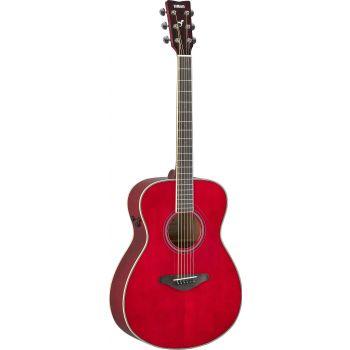 YAMAHA FG-TA RR RUBY RED Guitarra TransAcoustic