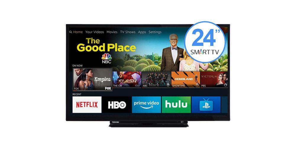 toshiba tv smart tv 24 wifi 24w2863dg