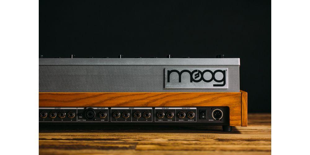 Moog One Outputs