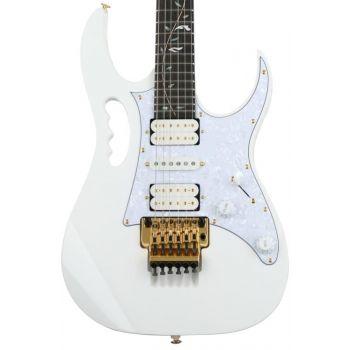 Ibanez JEM7VP-WH Signature Steve Vai Premium White + Funda