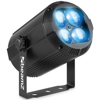 Beamz PS-40Z Foco Beam Spot Zoom 4x10W 4in1 RGBW DMX 151502