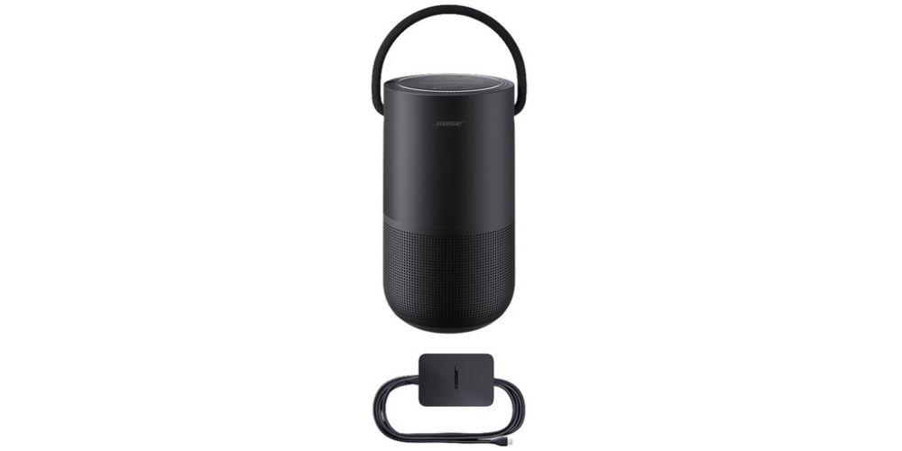 bose portable Home Speaker black wifi bluetooth