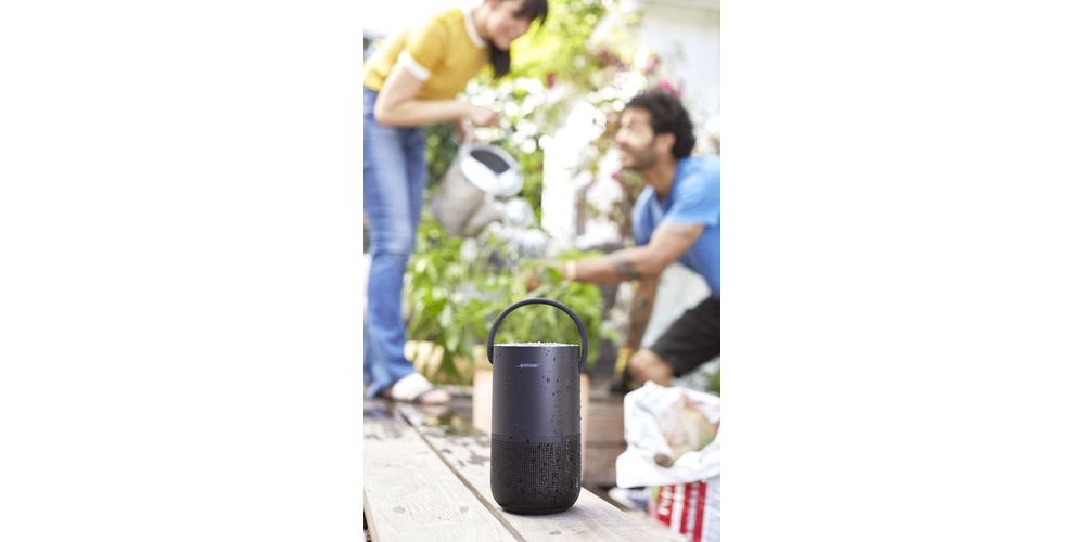 bose portable Home Speaker black wifi bluetooth negro