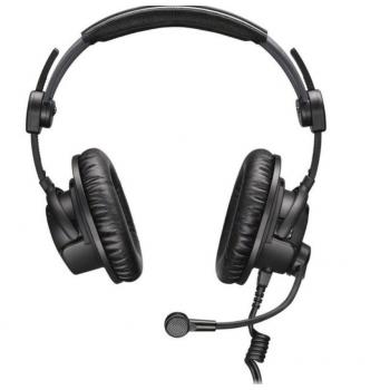 Sennheiser HME 27 Auriculares con Micrófono Profesionales para Broadcast