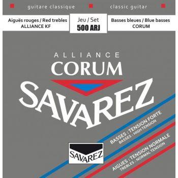 Savarez 500ARJ Set de Cuerdas Guitarra Clasica