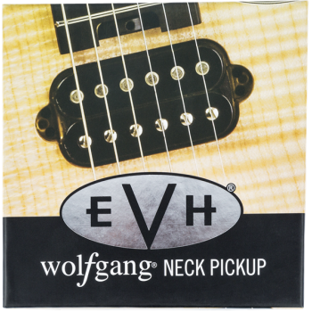 EVH Wolfgang Neck Pickup Black Pastilla Guitarra Eléctrica