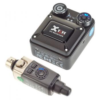XVIVE U4 Monitor Wireless System Sistema de Monitorización In-Ear Digital Inalámbrico