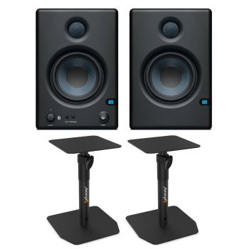 Presonus Eris E4.5 BT Monitores de Estudio Bluetooth BUNDLE