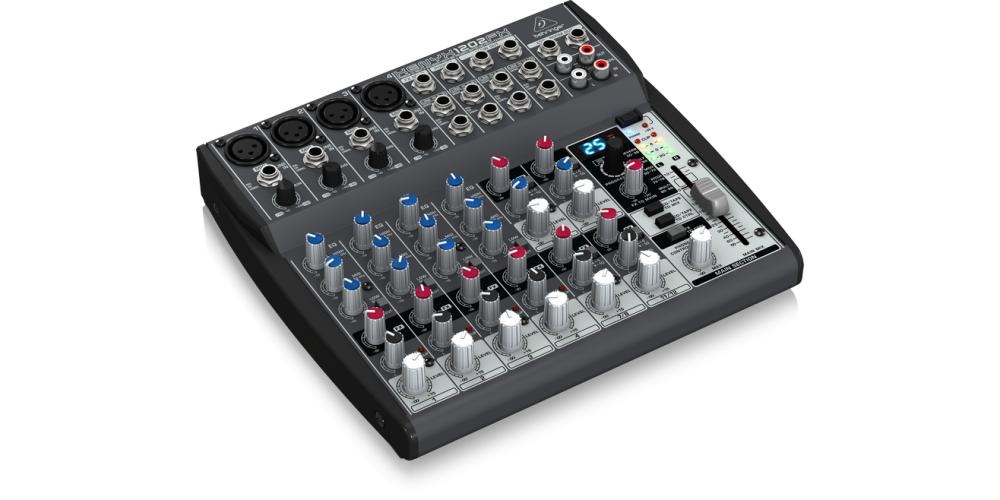 behringer 1202fx mezclador