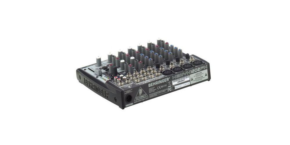 BEHRINGER 1202FX XENYX Mezclador para Directo Behringer 1202-FX Und.