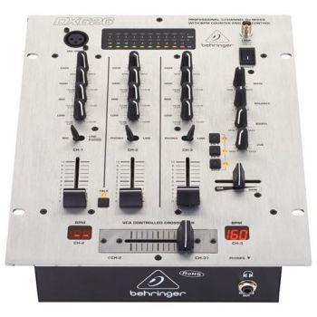 BEHRINGER DX626 Mezclador para DJ
