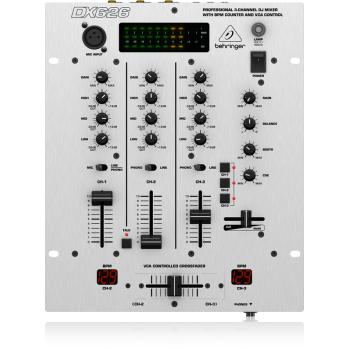 BEHRINGER DX626 Mezclador para DJ Behringer DX-626 Und.