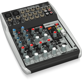 BEHRINGER QX1002USB XENYX Mezclador de 10 canales