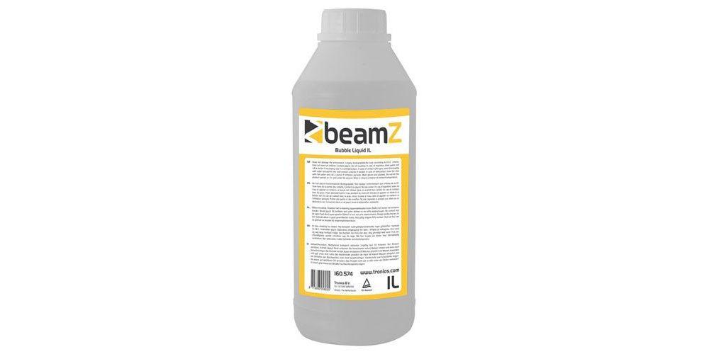 BEAMZ 160574 Liquido de burbujas para maquinas de burbujas 1 litro