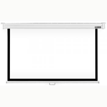 "VUTEC CONSORT DELUXE 110 Pantalla Manual 110"", 16:9 HDTV Format"