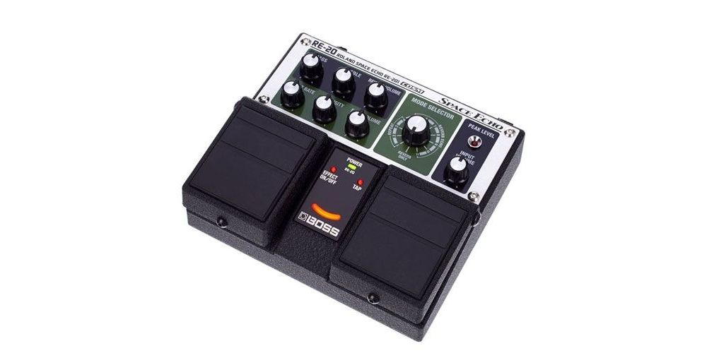 Boss RE 20 Pedal Doble