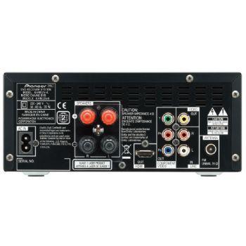 PIONEER X-HM32V K  Micro HiFi DVD XHM32VK