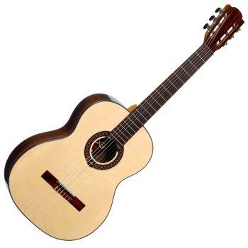 LAG OC400 Guitarra Clasica Serie Occitania Natural Abeto