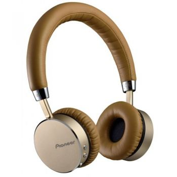 PIONEER SE-MJ561BT S Auriculares Bluetooth silver