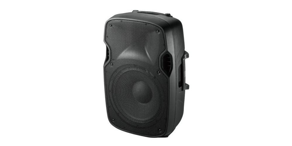 ibiza sound xtk10a altavoz activo