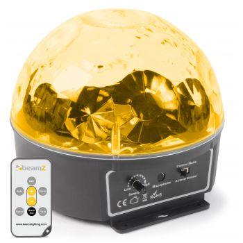 Beamz 153214 Mini Star Bola 6 x 3W Efectos Colores LED