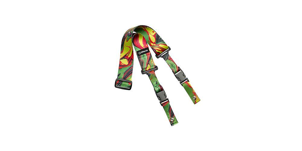DiMarzio DD2241 Clip Lock Steve Vai Green Universe