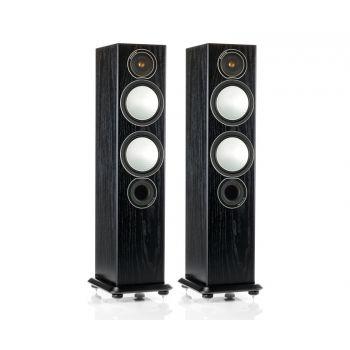 monitor audio silver6 bk oak