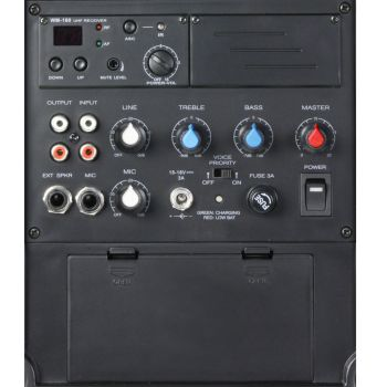 LD Systems Roadboy 65 B6 Altavoz de PA portátil