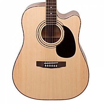 Cort AD880CE-NAT Guitarra Acústica Electrificada Natural
