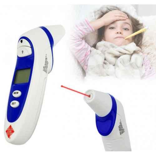 Termometro Infrarrojos Telefunken para niños y alimentos