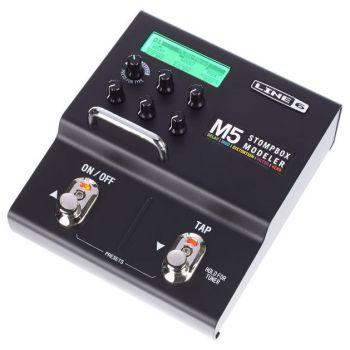 LINE 6 M5 STOMPBOX Pedal de efectos