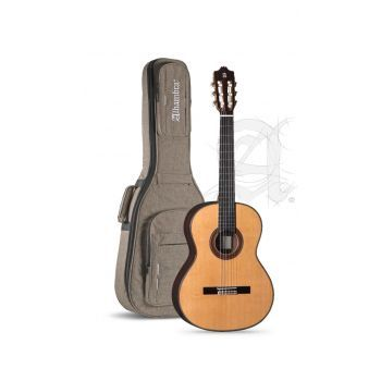 Alhambra 7c Classic Guitarra Clásica + Funda