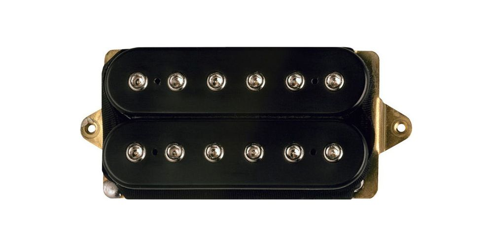 Comprar DImarzio PAF Joe F spaced negra DP213FBK