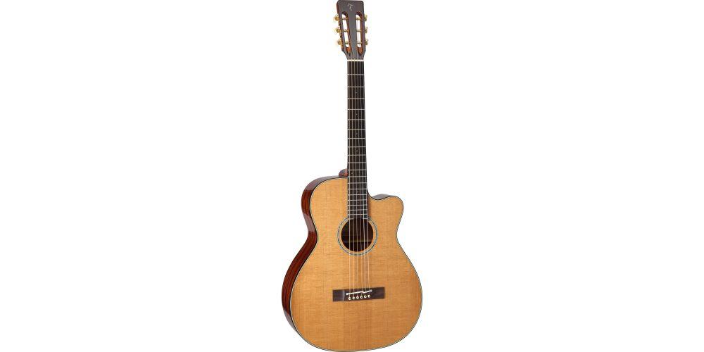 Takamine EF740FS TT guitarra