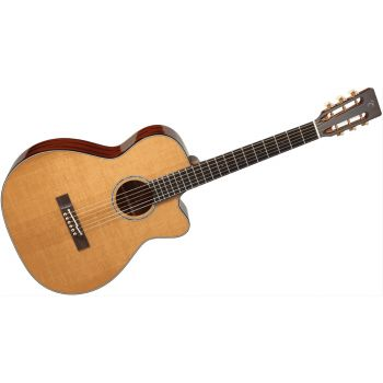 Takamine Thermal Top Series OM TLD-2