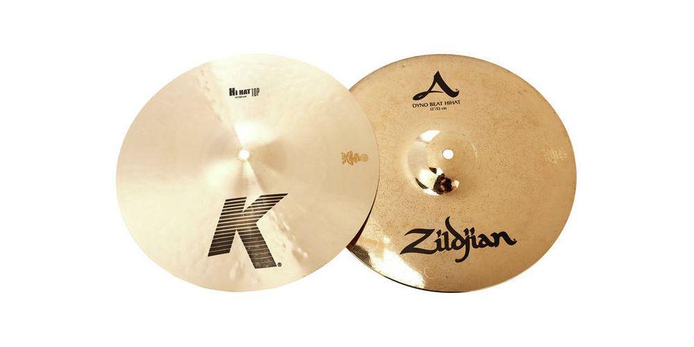 Comprar Zildjian 13 K SeriesA Dyno Beat HH