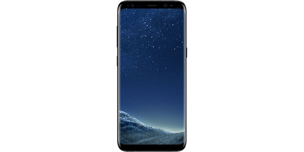 Comprar Samsung Galaxy S8 Negro Front