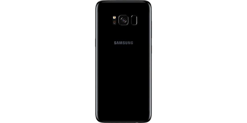 Oferta Samsung Galaxy S8 Negro Back