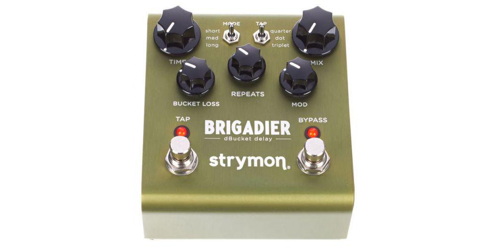strymon brigadier efectos