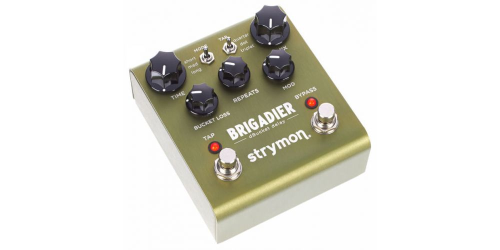 strymon brigadier pedales